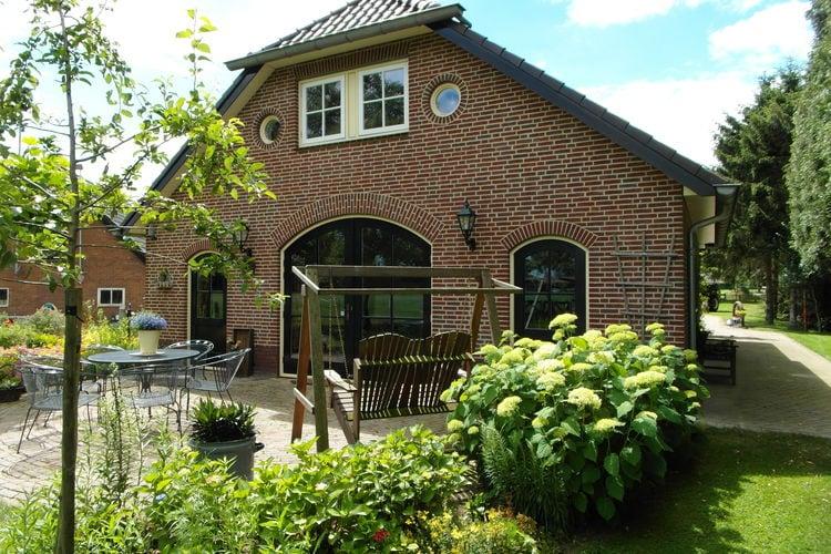Vakantiehuizen Nederland | Gelderland | Vakantiehuis te huur in Bronckhorst   met wifi 8 personen