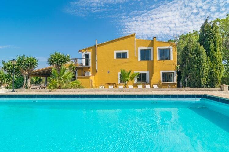 Villa Spanje, Mallorca, Llucmajor, Illes Balears Villa ES-00035-39