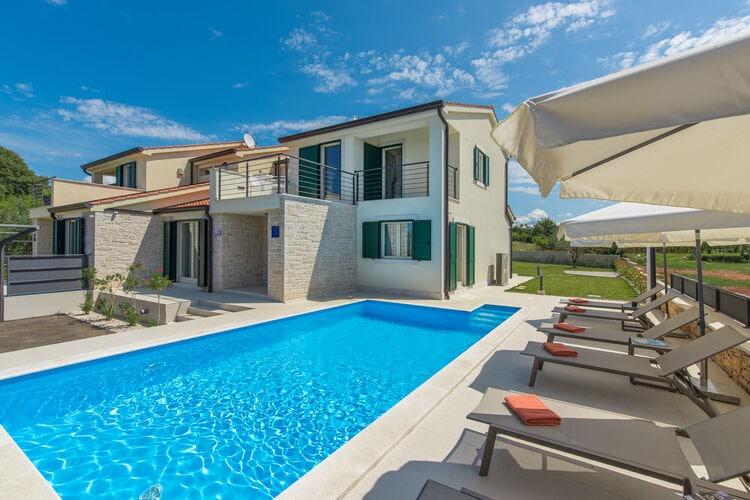 Villa Kroatië, Istrie, Labinci Villa HR-00018-95