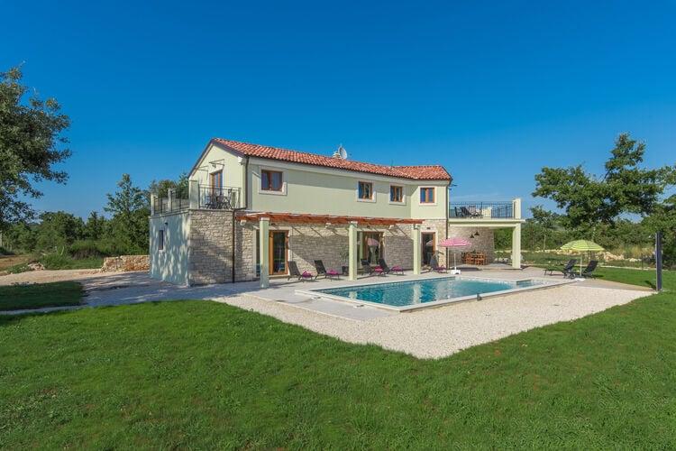 Villa Kroatië, Istrie, Bale Villa HR-00018-96