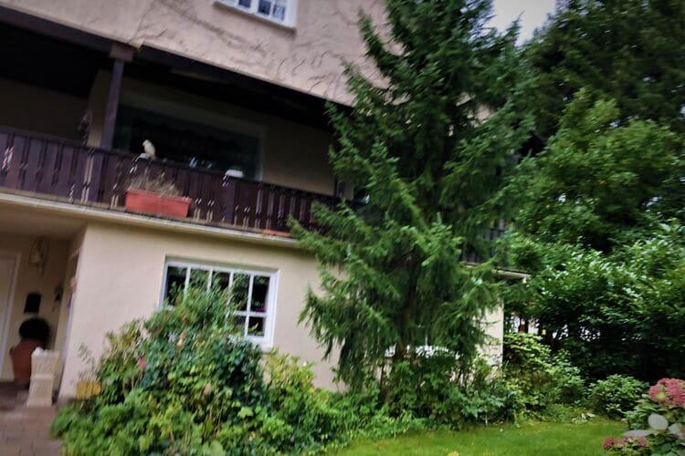 Duitsland | Hessen | Villa te huur in Bad-Soden-Salmunster   met wifi 8 personen