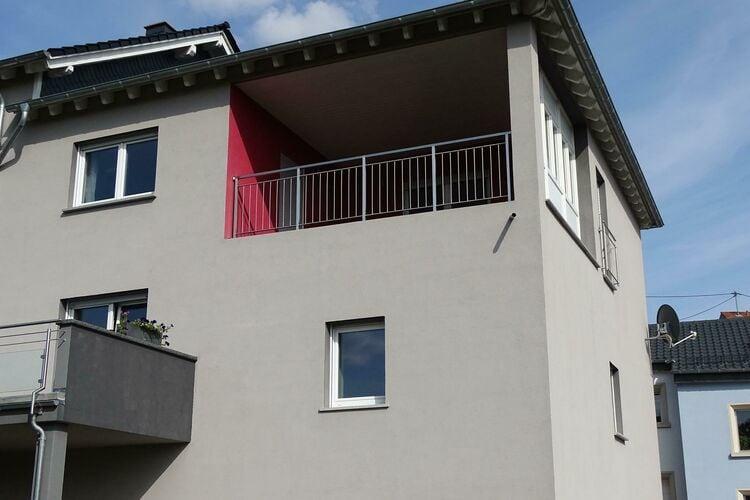 Appartement Duitsland, Moezel, Palzem Appartement DE-54439-05
