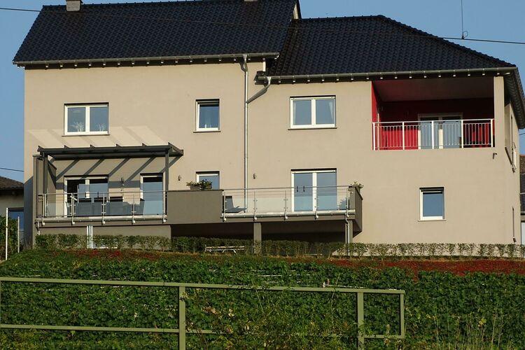 Vakantiehuizen Duitsland | Moezel | Appartement te huur in Palzem    4 personen