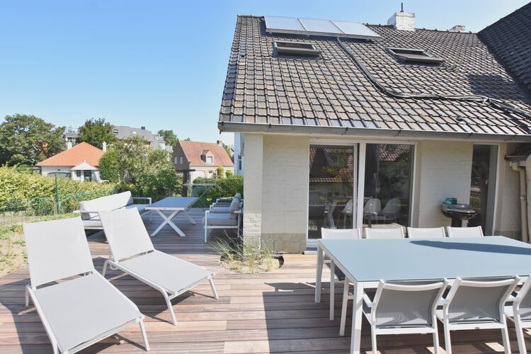 Vakantiehuizen Koksijde te huur Koksijde- BE-8670-155  nabij Strand met wifi te huur