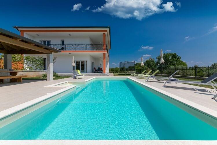 Villa Kroatië, Istrie, Buje Villa HR-52460-23