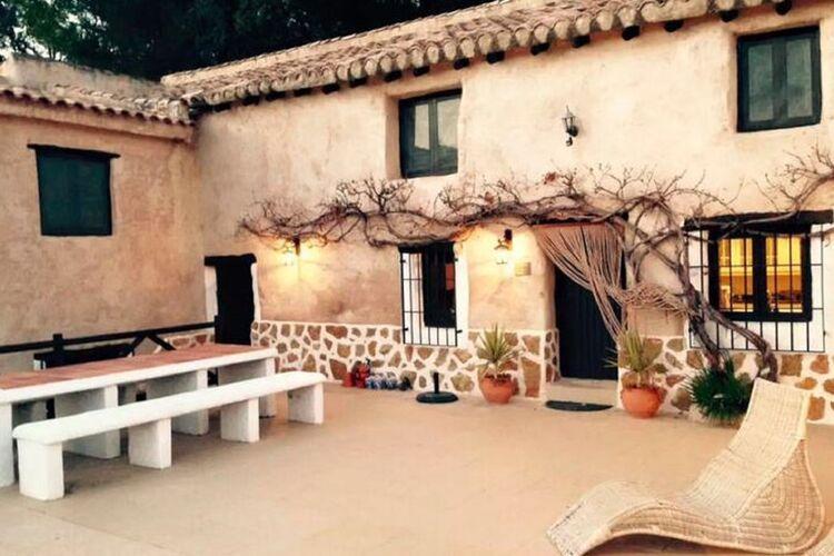 Vakantiehuizen Spanje | Andalucia | Villa te huur in Montefrio met zwembad  met wifi 11 personen