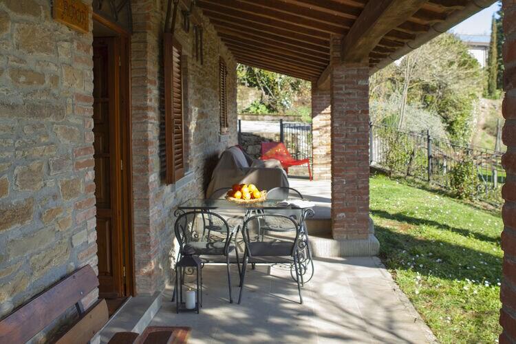 Vakantiehuizen Italie | Toscana | Boerderij te huur in Arezzo met zwembad  met wifi 5 personen