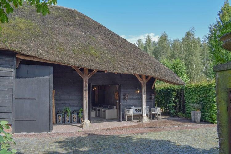 vakantiehuis Nederland, Noord-Brabant, Alphen vakantiehuis NL-5131-10