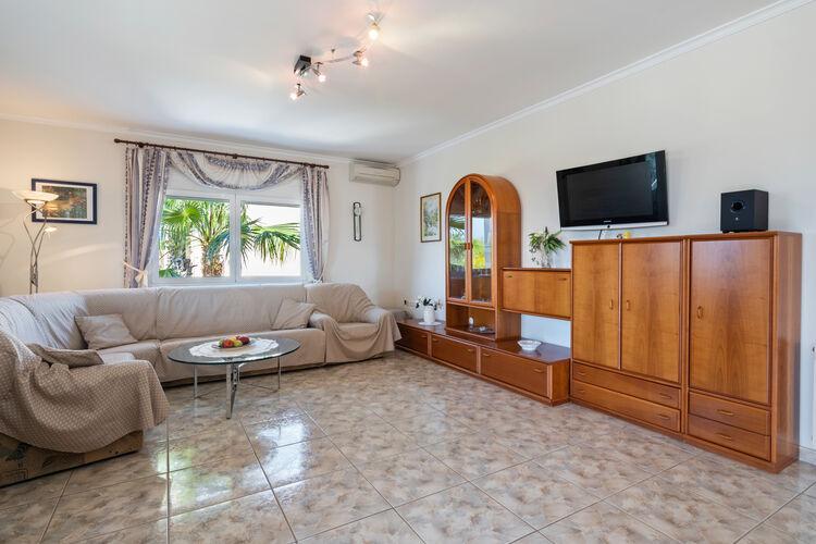 Villa Spanje, Costa Blanca, Calpe Villa ES-00035-55