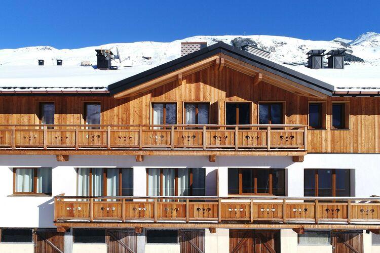 Vakantiehuizen Frankrijk | Rhone-alpes | Chalet te huur in Les-Menuires   met wifi 10 personen