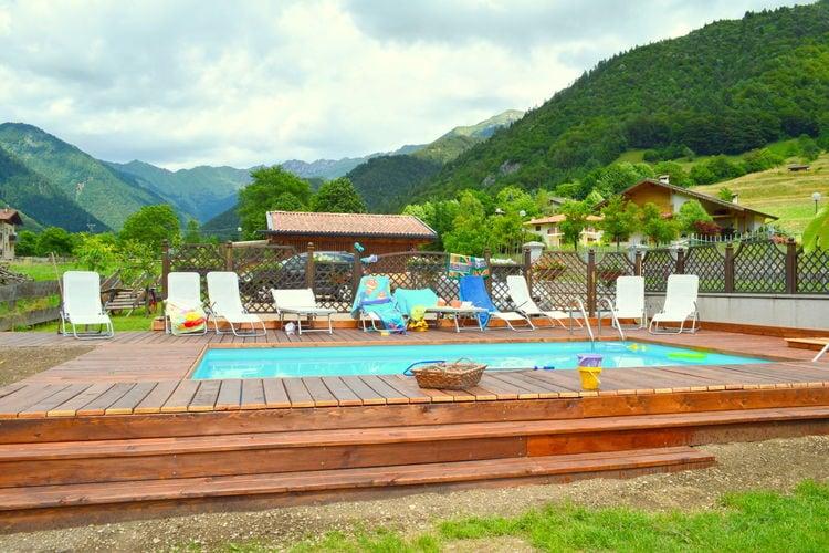 vakantiehuis Italië, Italiaanse Meren, Enguiso vakantiehuis IT-38060-441