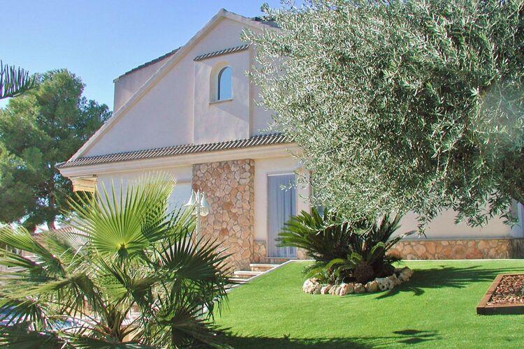 Villa Spanje, Costa Dorada, Roda de Barà Villa ES-43883-06