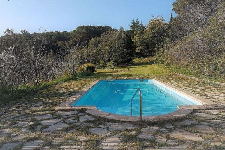 Vakantiehuizen Spanje | Costa-de-Barcelona | Villa te huur in Sant-Acisclo-de-Vallalta met zwembad  met wifi 9 personen