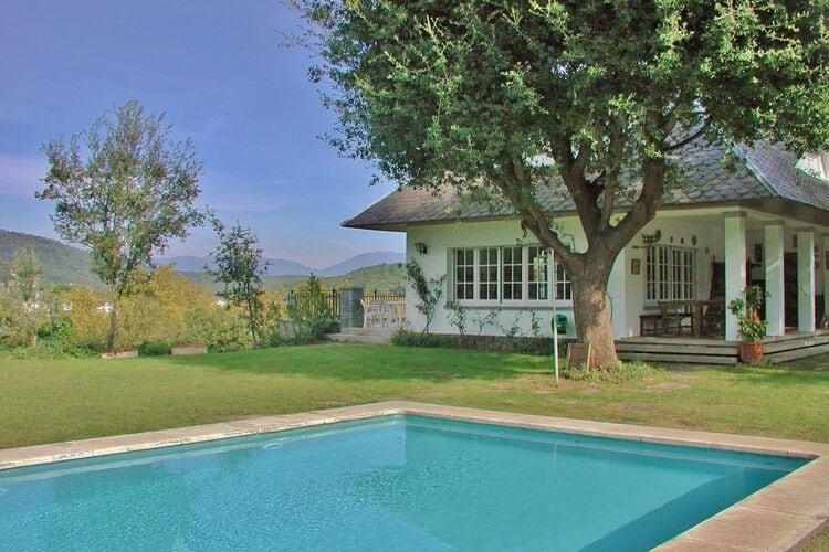 Vakantiehuizen Spanje | Costa-de-Barcelona | Villa te huur in Orrius met zwembad  met wifi 21 personen