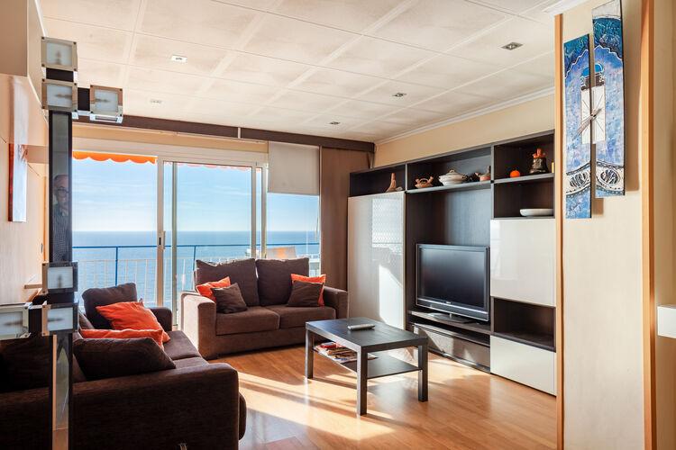 Appartement Spanje, Costa de Barcelona, Canet de Mar Appartement ES-08360-03