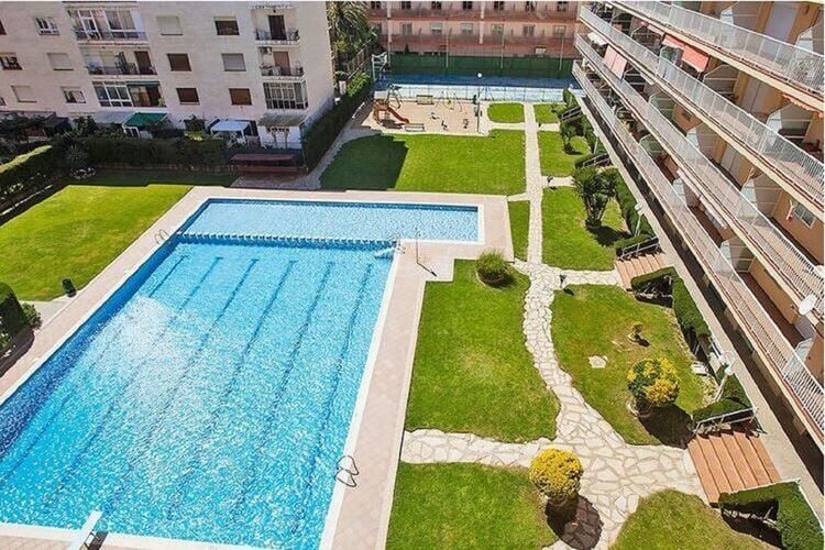 Appartement Spanje, Costa Brava, Malgrat de Mar Appartement ES-08380-03