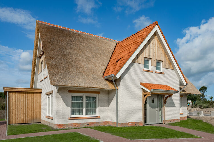met je hond naar dit vakantiehuis in Nieuwvliet-Bad