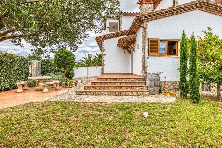 vakantiehuis Spanje, Costa Brava, Vilacolum vakantiehuis ES-17474-16