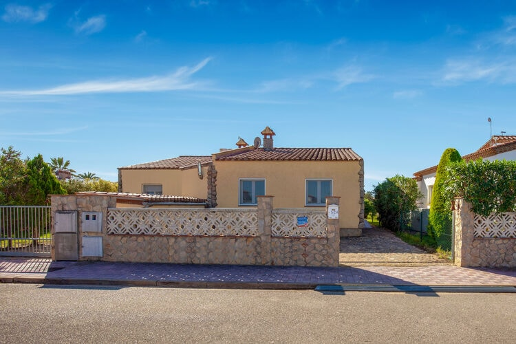 vakantiehuis Spanje, Costa Brava, Vilacolum vakantiehuis ES-17474-17