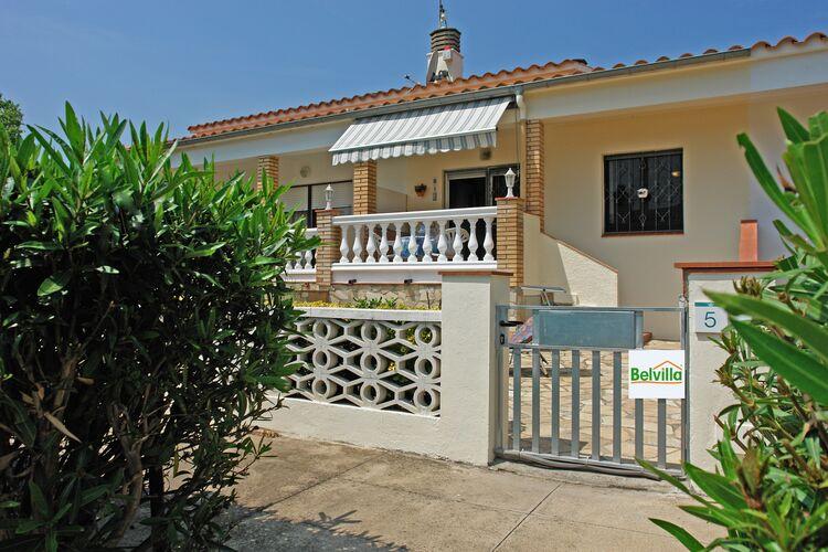 Vakantiehuizen Spanje | Costa-Brava | Vakantiehuis te huur in Sant-Pere-Pescador   met wifi 4 personen