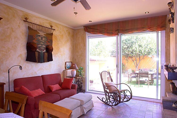 vakantiehuis Spanje, Costa Brava, Sant Pere Pescador vakantiehuis ES-17470-63