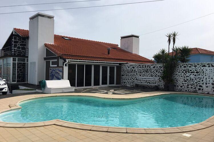 Vakantiehuizen Portugal | Centraal-Portugal | Villa te huur in Capelas met zwembad  met wifi 6 personen