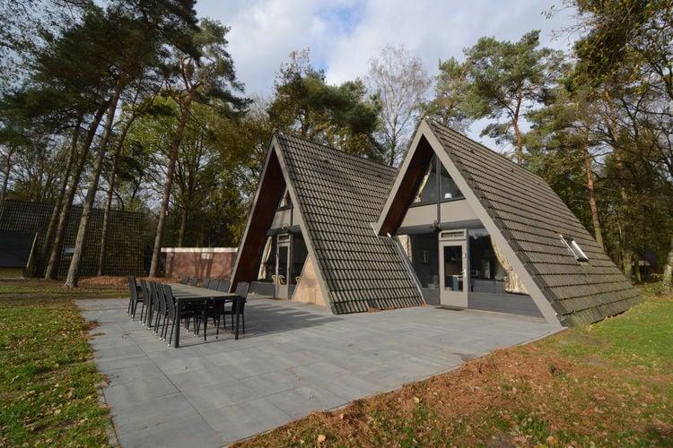 vakantiehuis Nederland, Limburg, Stramproy vakantiehuis NL-6039-53
