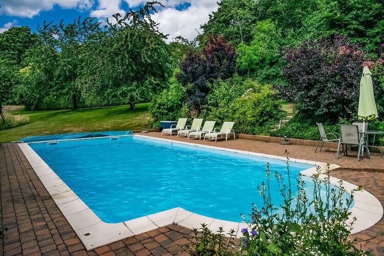 Vakantiehuizen Belgie | Luik | Vakantiehuis te huur in Aubel-Ardennes met zwembad  met wifi 8 personen