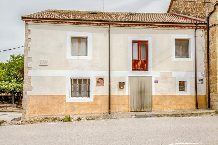 Vakantiehuizen Spanje | Castilla-Y-Leon | Vakantiehuis te huur in Atauta-San-Esteban-de-Gormaz   met wifi 11 personen