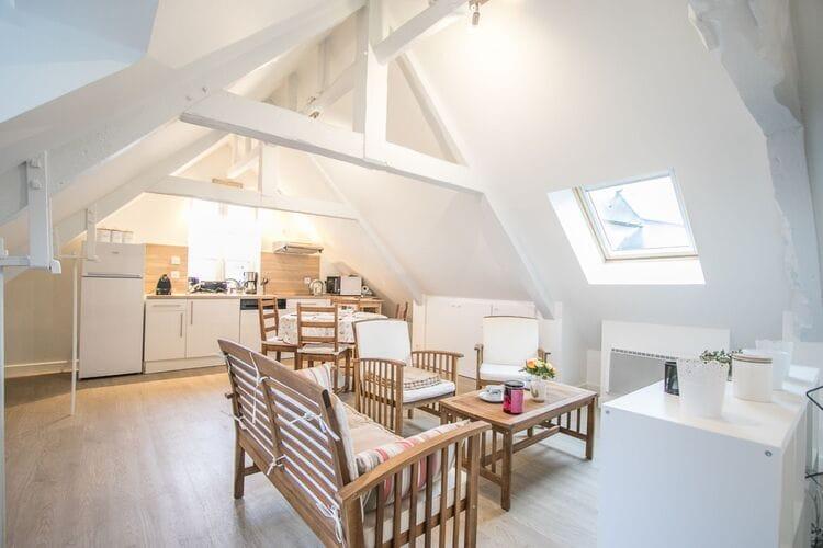 Appartementen Frankrijk | Normandie | Appartement te huur in Bayeux   met wifi 2 personen