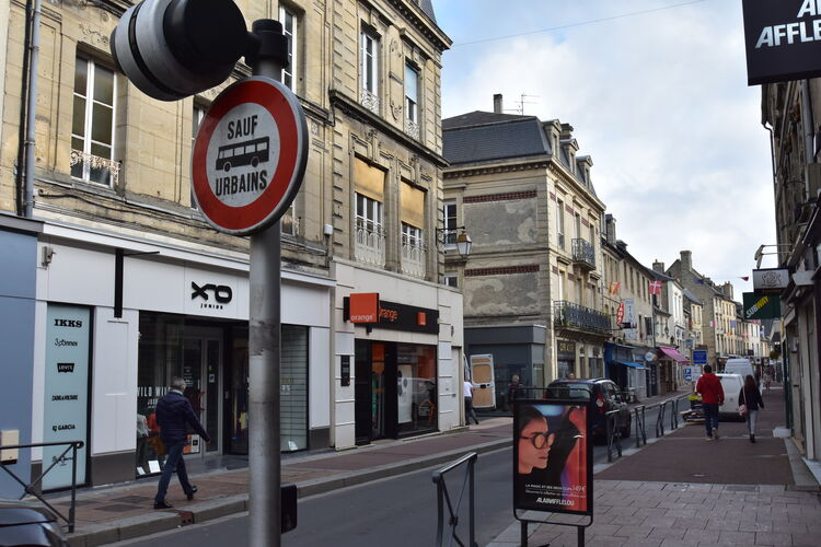 Appartement Frankrijk, Normandie, Bayeux Appartement FR-00034-93