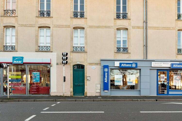 Frankrijk | Normandie | Appartement te huur in Bayeux   met wifi 6 personen