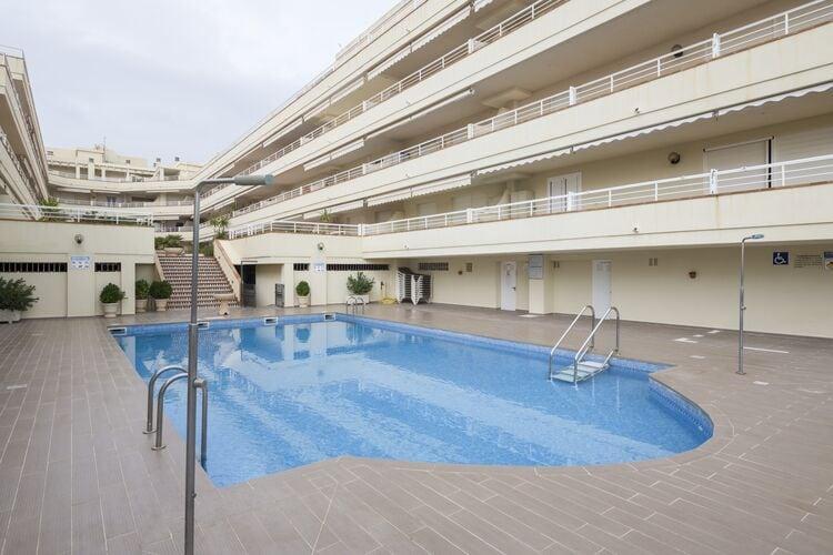Vakantiehuizen Spanje | Costa-del-Azahar | Appartement te huur in Alcoceber    4 personen