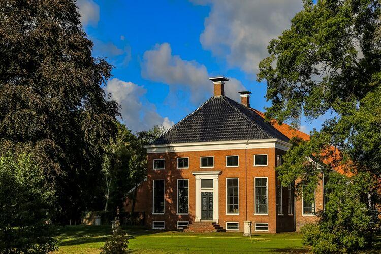 Nederland | Groningen | Boerderij te huur in Beerta met zwembad  met wifi 30 personen