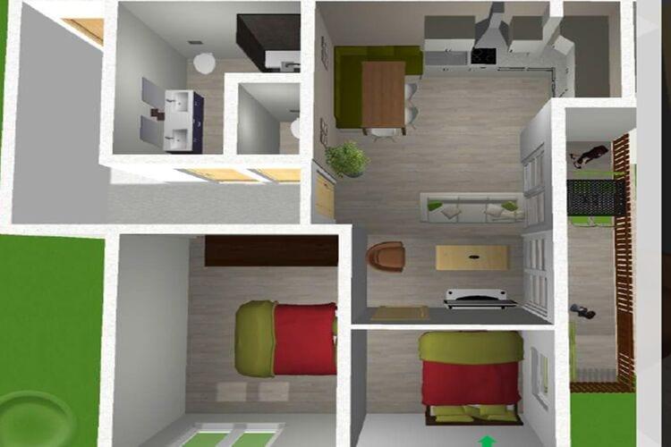 Appartement  met wifi  TirolResidenz Brixental - Top 8