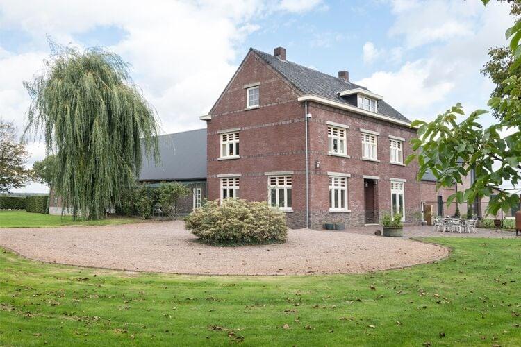 Vakantiehuizen Nederland | Limburg | Villa te huur in Broekhuizenvorst   met wifi 10 personen