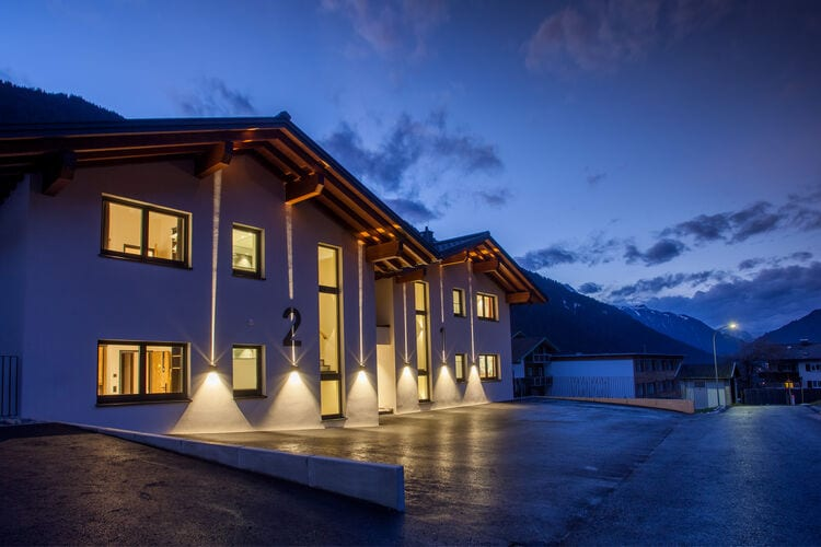 Luxurious Montafon Chalet Small 1 - Partenen
