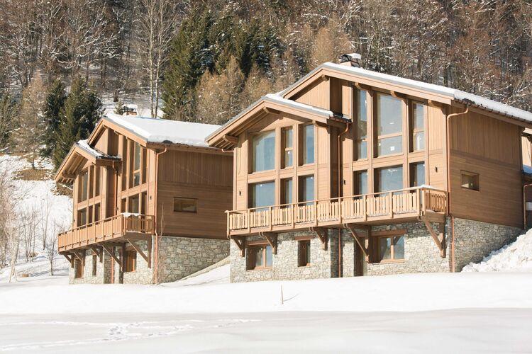Vakantiehuizen Frankrijk | Rhone-alpes | Chalet te huur in Praz-sur-Arly   met wifi 6 personen