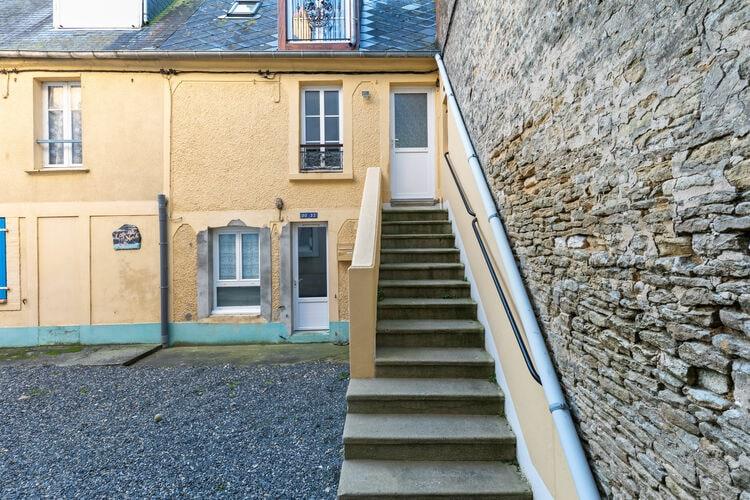 Frankrijk | Normandie | Appartement te huur in Grandcamp-Maisy   met wifi 4 personen
