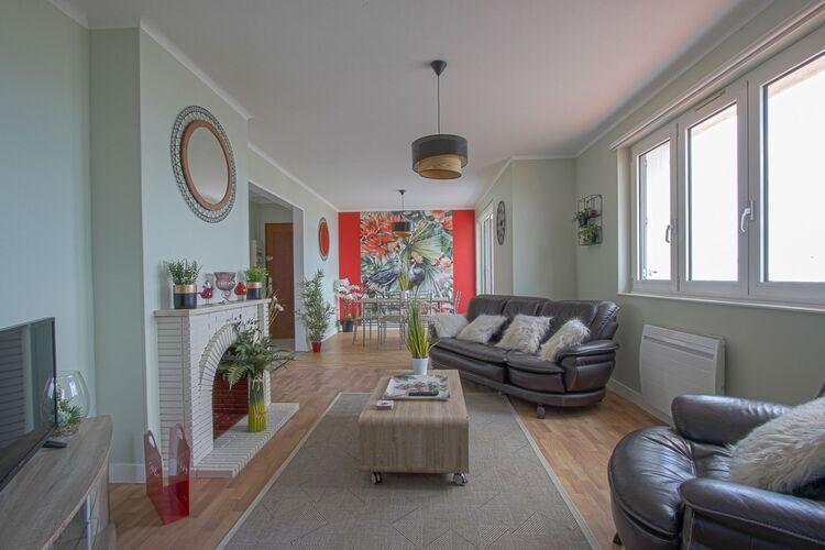 Vakantiehuizen Normandie te huur Arromanches-les-Bains- FR-00035-54   met wifi te huur