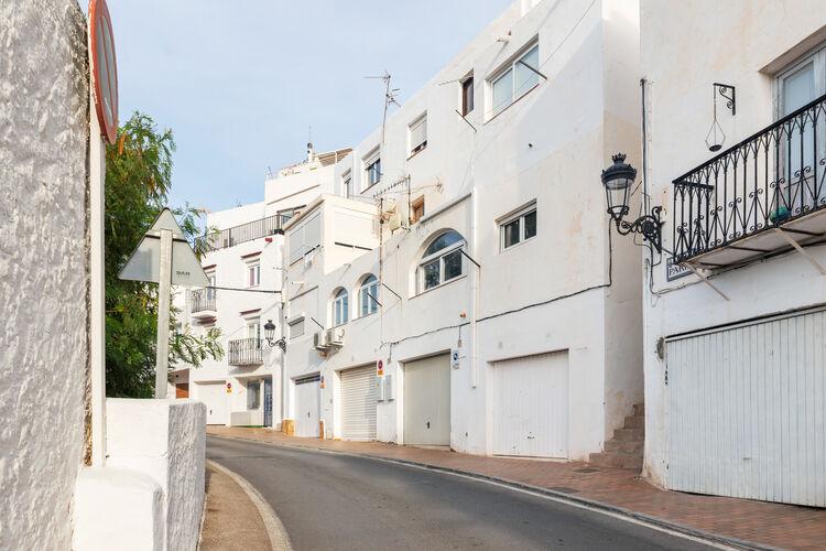 Vakantiehuizen Spanje | Costa-Almeria | Appartement te huur in Mojacar   met wifi 4 personen