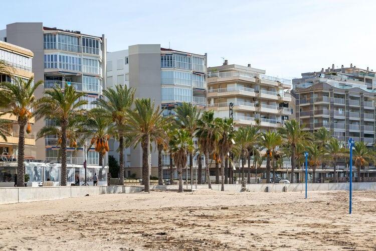 Pintoresco apartamento en Salou para 4 personas  Costa Dorada Spain