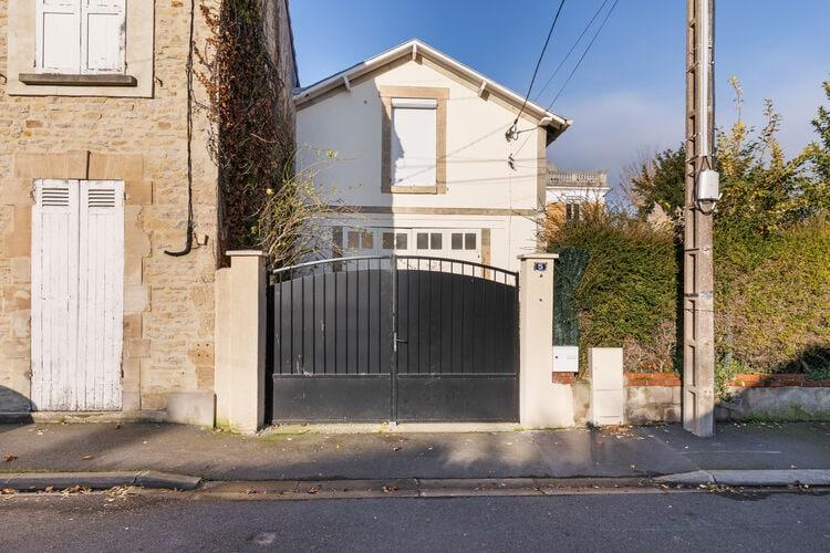 Frankrijk | Normandie | Vakantiehuis te huur in Courseulles-sur-Mer   met wifi 5 personen