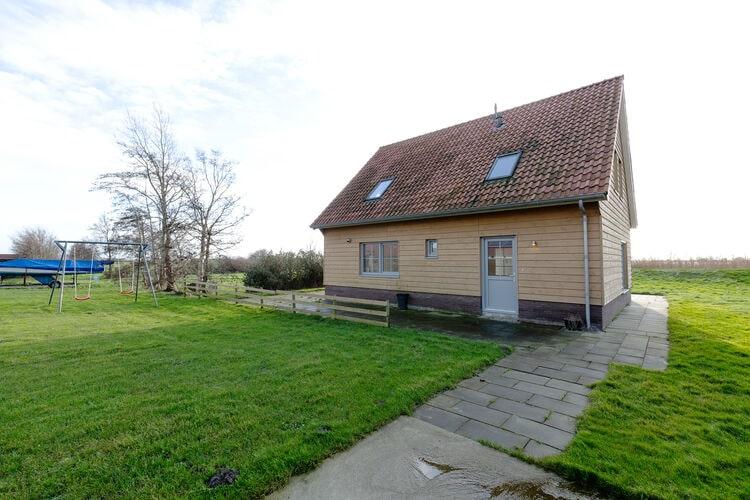 vakantiehuis Nederland, Friesland, Gaastmeer vakantiehuis NL-8611-03