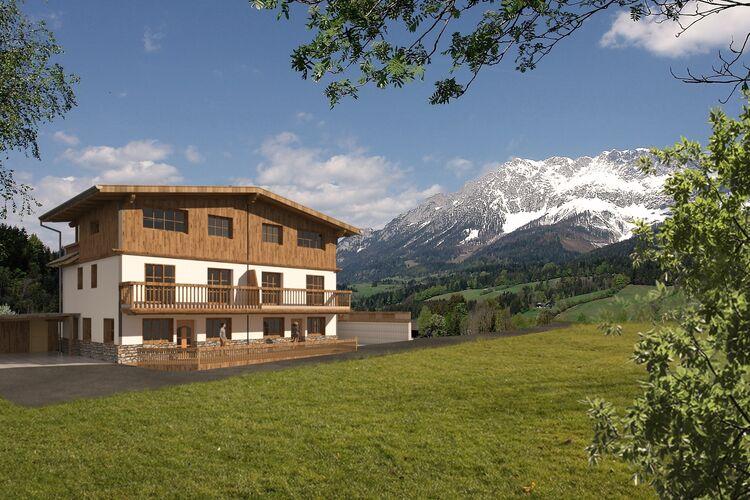 Oostenrijk | Tirol | Villa te huur in Ellmau   met wifi 10 personen