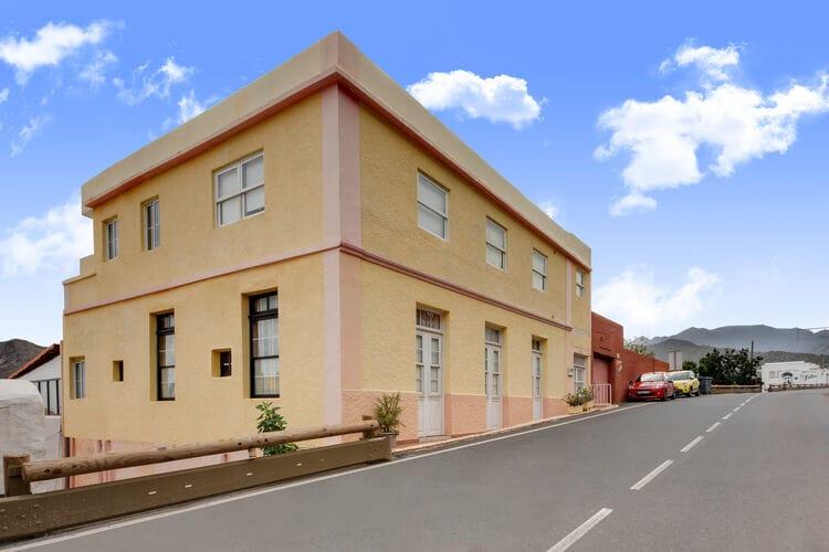 Vakantiehuizen Spanje | Trfe | Vakantiehuis te huur in Hermigua-La-Gomera   met wifi 4 personen
