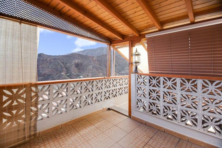vakantiehuis Spanje, trfe, Hermigua, La Gomera vakantiehuis ES-00039-94