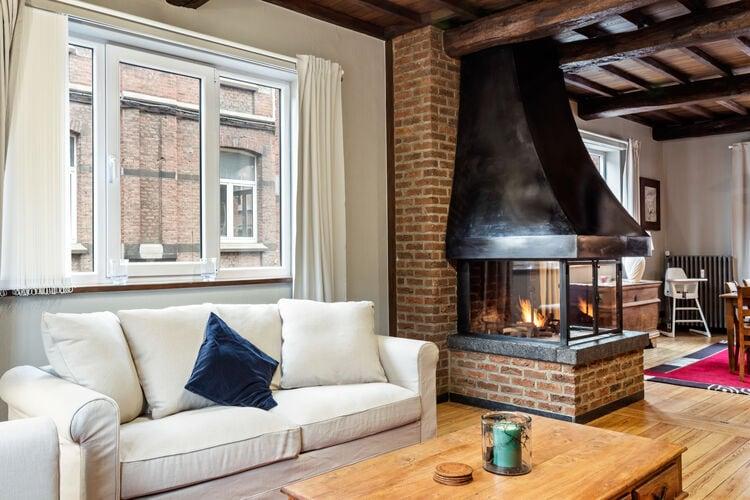 Vakantiehuizen Belgie | Namen | Appartement te huur in Dinant   met wifi 4 personen