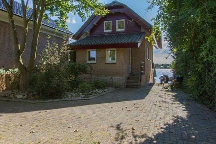 vakantiehuis Nederland, Noord-Brabant, Veen vakantiehuis NL-4264-04