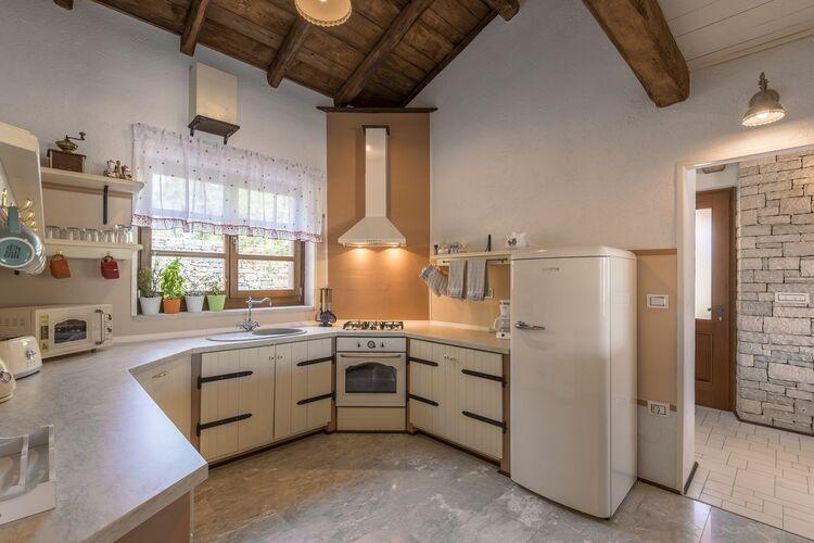 Villa Kroatië, Istrie, Pazin Villa HR-00019-70